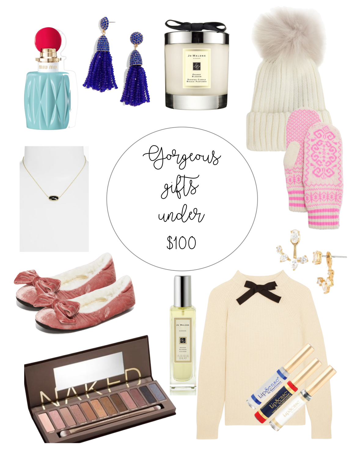 Twist Me Pretty's Abby shares her list of Gorgeous Gifts Under $100
