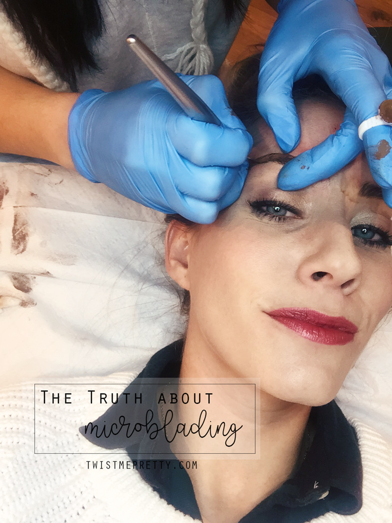 The Truth About Microblading
