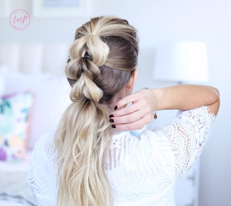 Fabulous How To Do A Pull Through Braid Hairstyles For Women Draintrainus
