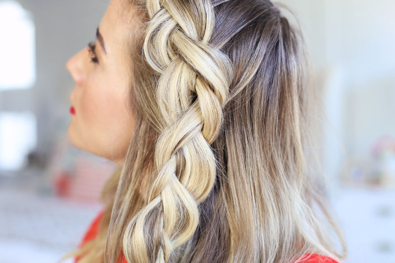 And Then Because This Has Been Such A Highly Requested Tutorial It Was An Easy Add On I Decided To Throw The Dutch Side Braid Into Last Part Of