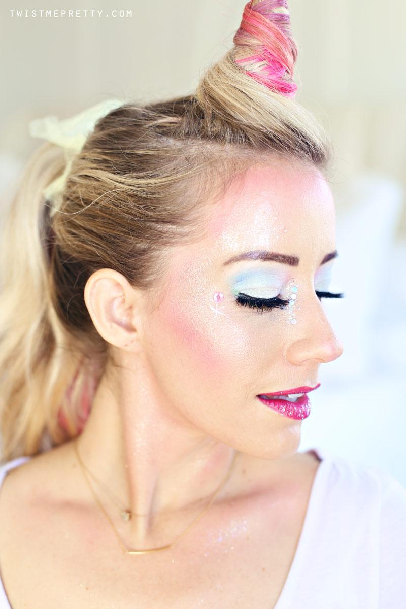 Unicorn Makeup Tutorial!