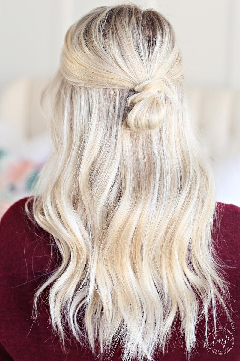 10 Medium Length Hairstyles! - Twist Me Pretty
