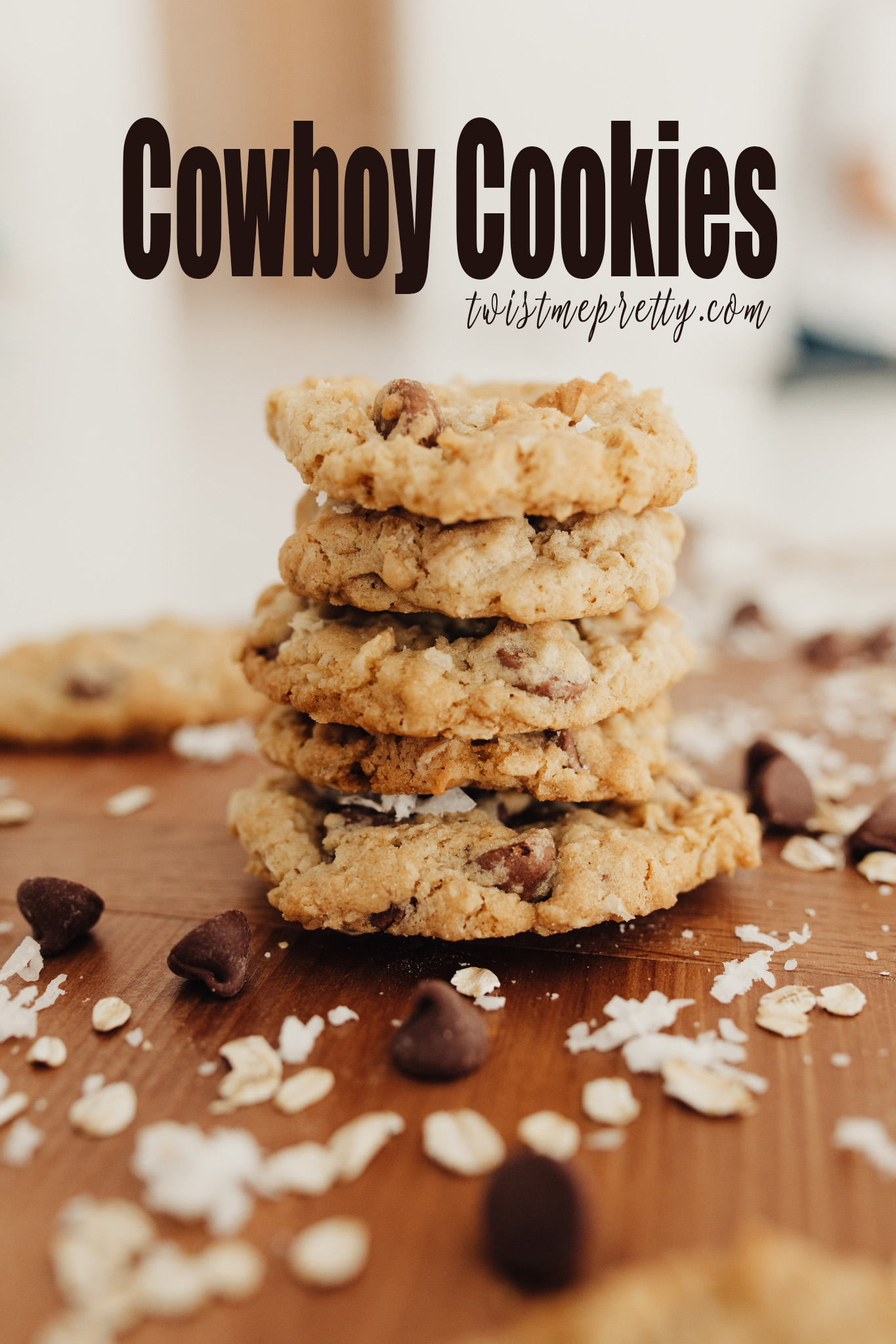 Cowboy Cookies The Best Chocolate Chip Cookies Ever