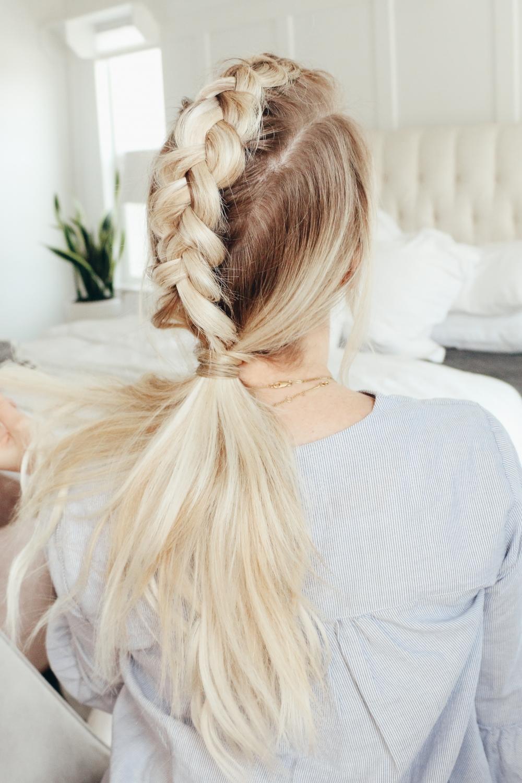 5 Cute Hair Tutorials for Spring! - Twist Me Pretty