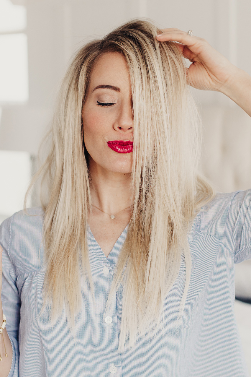 HOW TO: Get Volume with Straight Hair! - Twist Me Pretty