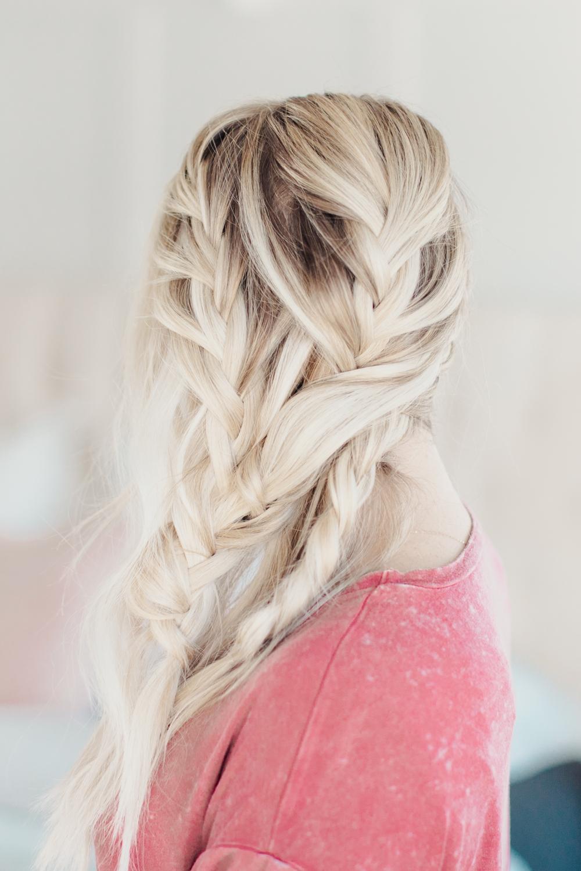 Wedding Hairstyle Easy Formal Style Twist Me Pretty