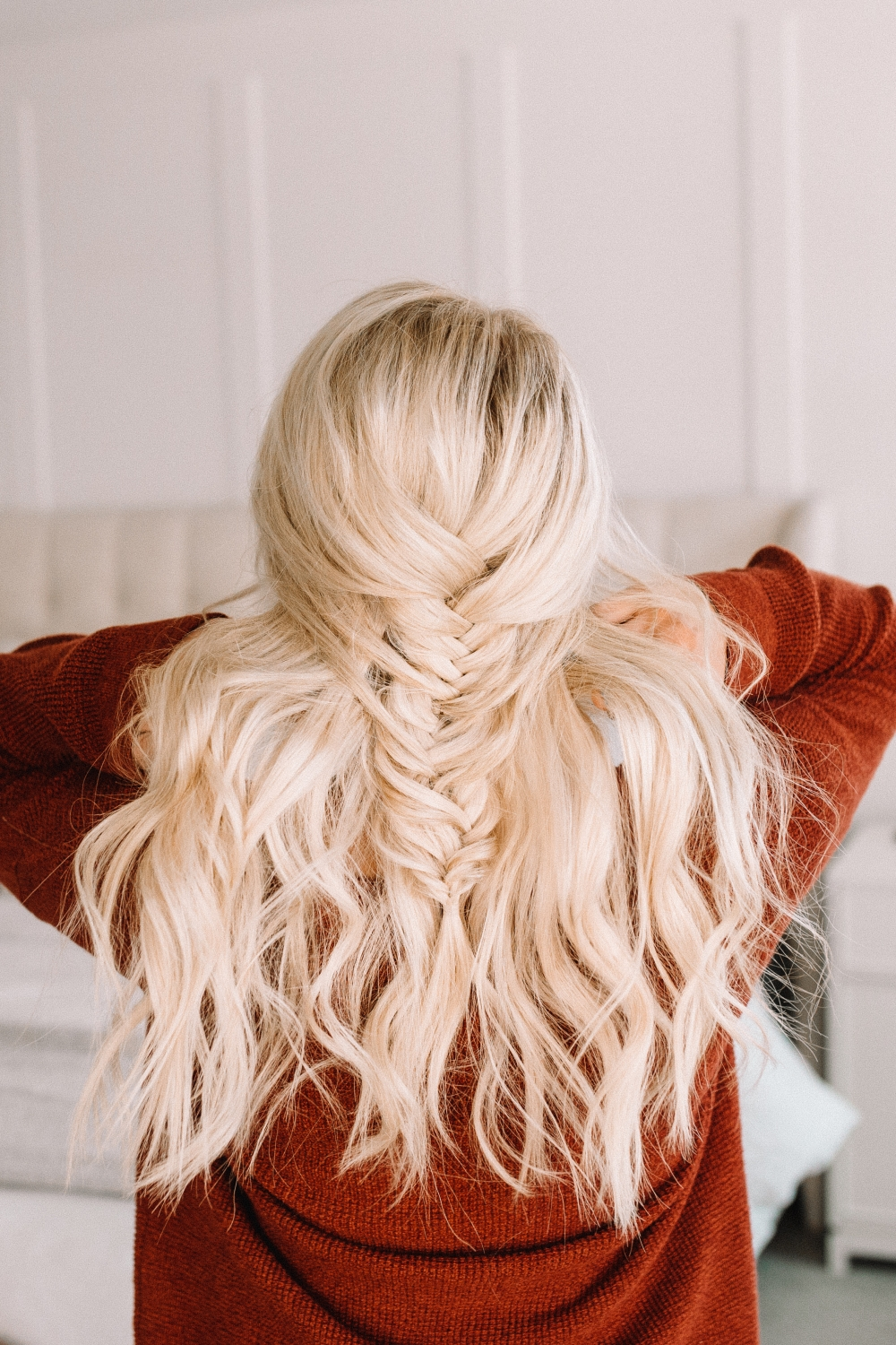 Beautiful Fishtail Braids
