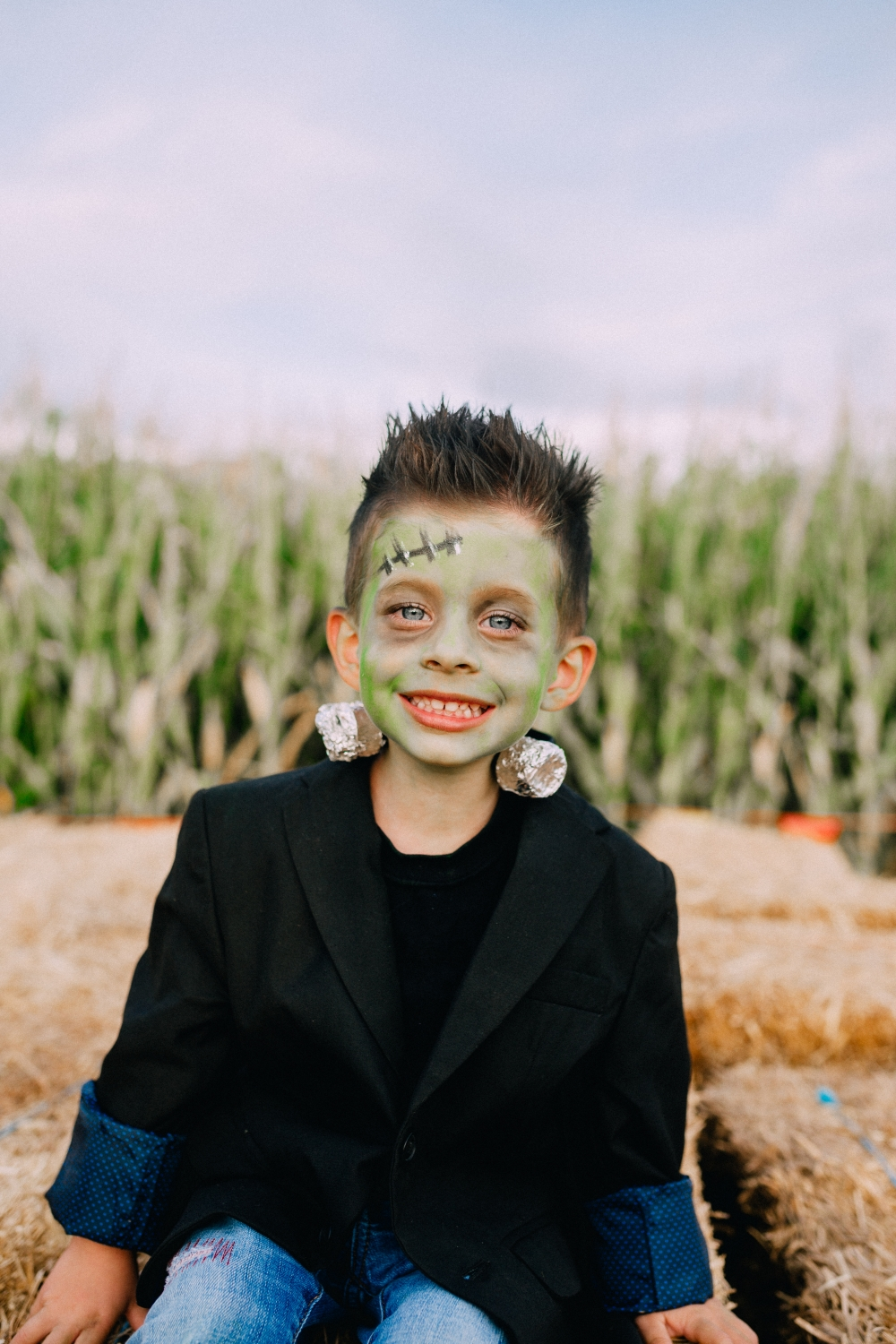 Diy Frankenstein Costumes Twist Me Pretty