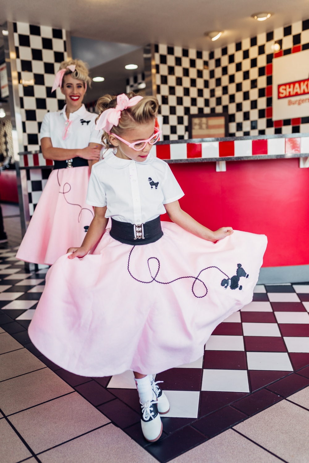 Poodle Skirt Halloween Costume Twist Me Pretty