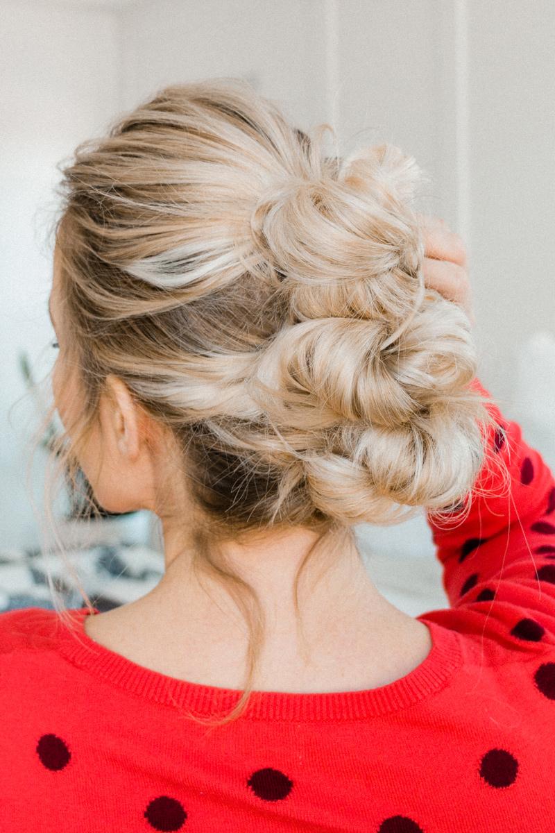 Valentine's Hair Tutorials