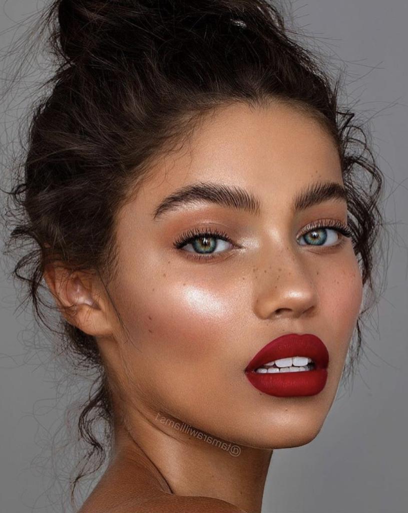 Easy Valentine's Makeup
