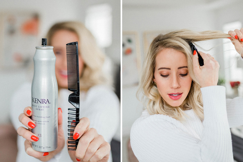 6 Tricks to Get Flirty Curls Full of Volume for Short Hair