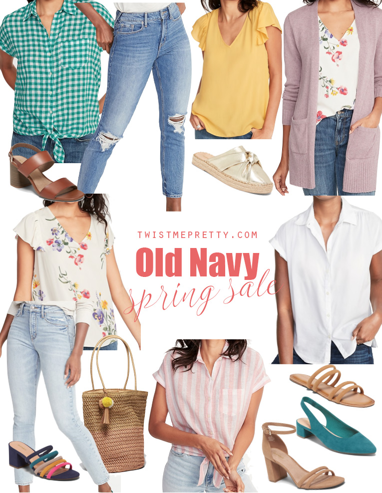 9dfb7eed455 Old Navy SPRING Sale!! Get it while it s HOT - Twist Me Pretty