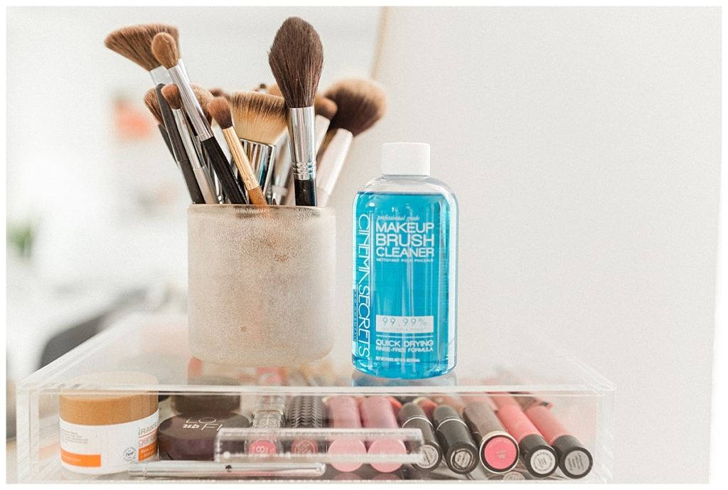 My 15 Favorite Spring Beauty Must Haves makeup brush cleaner with twistmepretty.com