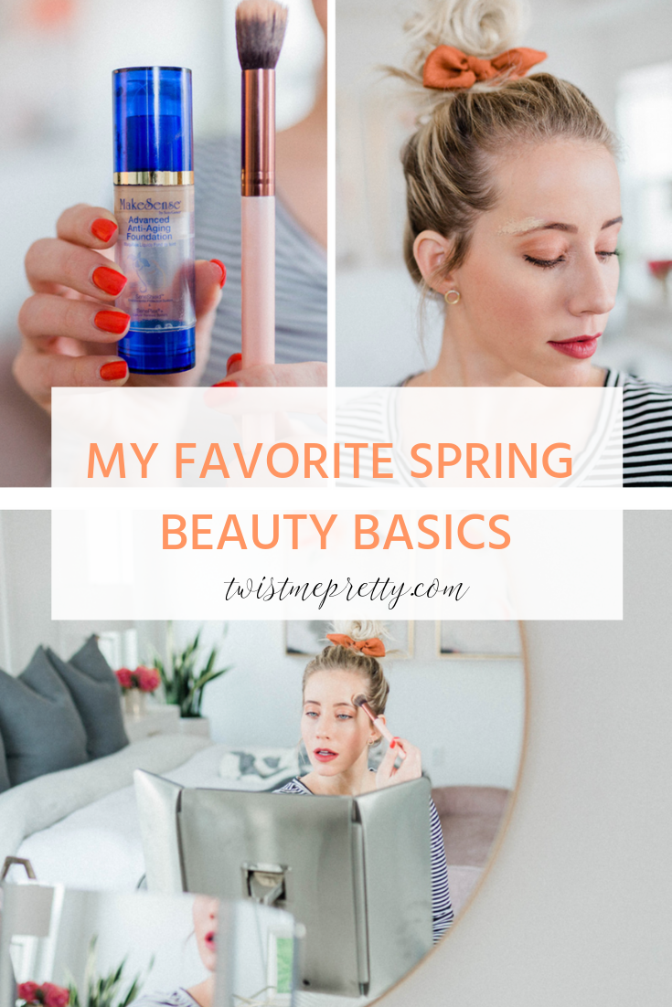 My 15 Favorite Spring Beauty Must Haves my favorite spring beauty basics with twistmepretty.com