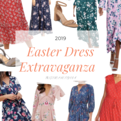 Easter Dress and accessories with twistmepretty.com