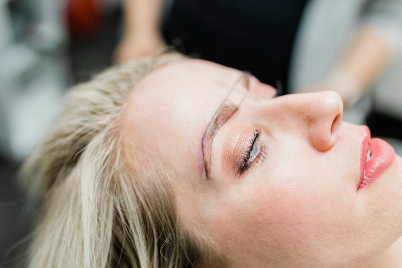 Everything You Need To Know About Microblading eyebrow mapping www.twistmepretty.com