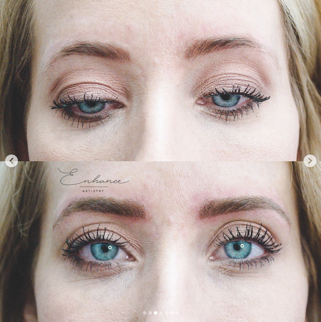 Everything You Need To Know About Microblading before and afters with www.twistmepretty.com