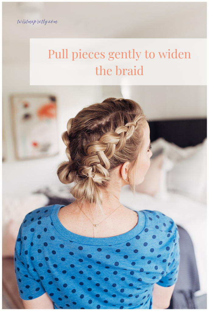 How To Do Boxer Braids With Short Hair Twist Me Pretty