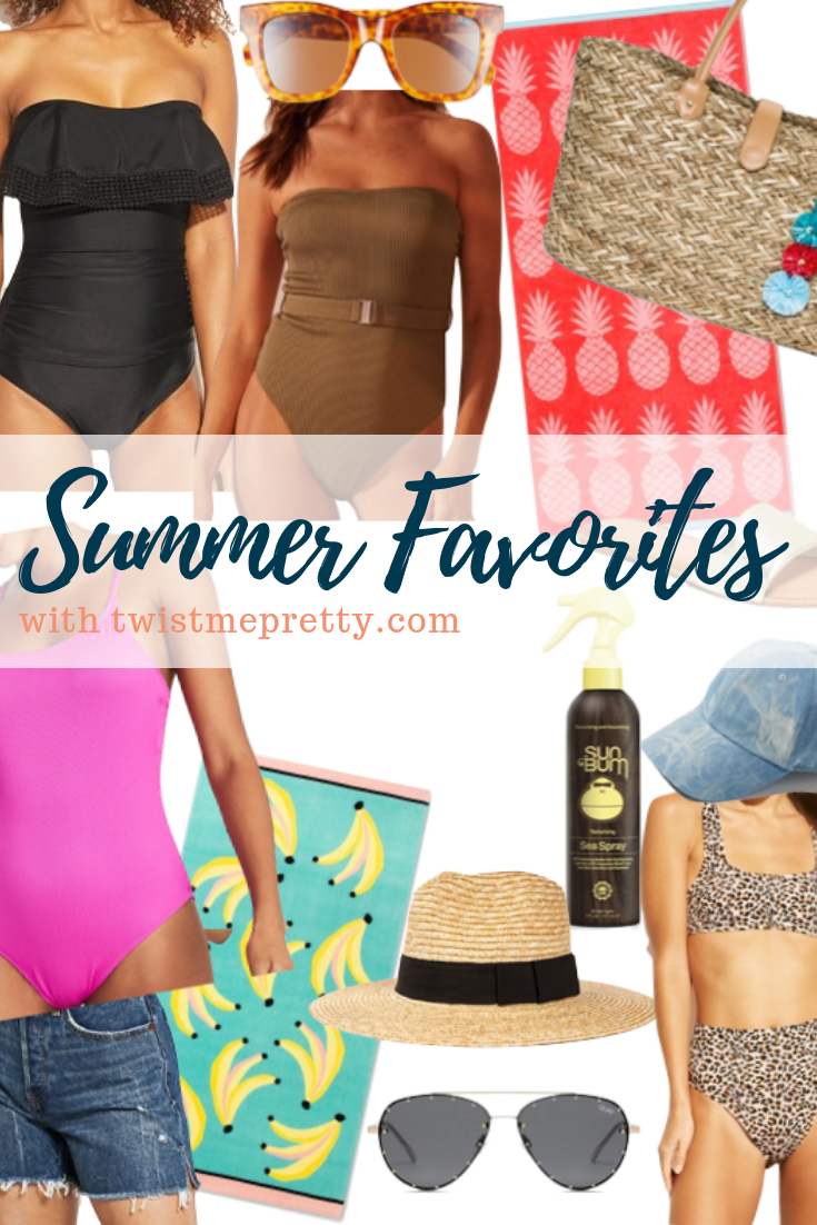 The best summer favorites around with Twistmepretty.com