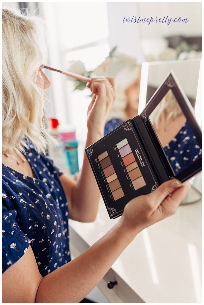 The COVERGIRL Her Majesty Ascension Eyeshadow Palette with Walmart Beauty