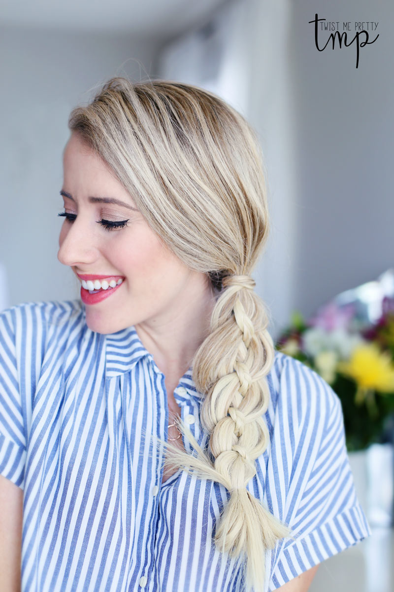 Quick and easy hairstyles that are perfect for back-to-school from TwistMePretty.com