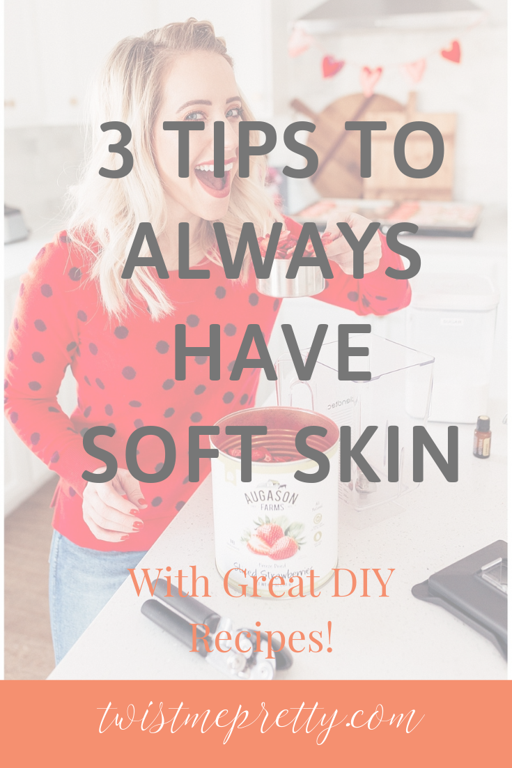These genius tips from Twistmepretty.com will have your skin so soft and flawless in no time!