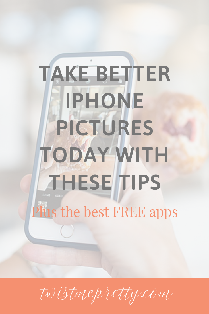 Tips to up your iPhone photography game with Twistmepretty.com