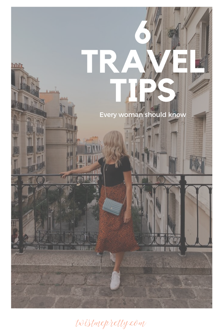 6 Travel tips to help make your next European vacation a great experience with Twistmepretty.com