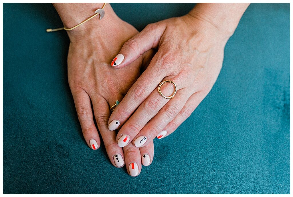 Try this fun Dot Nail Art tutorial if you are ready to give a little pop to your nails without a lot of work from Twistmepretty.com