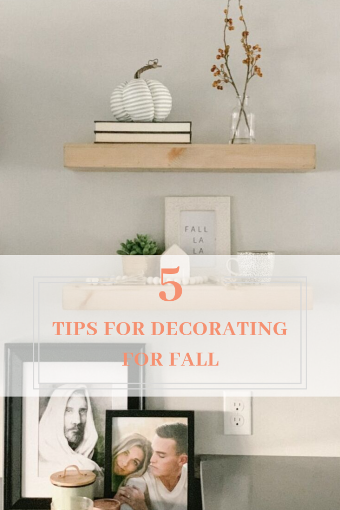 5 great tips for decorating for fall without breaking the budget with Twistmepretty.com
