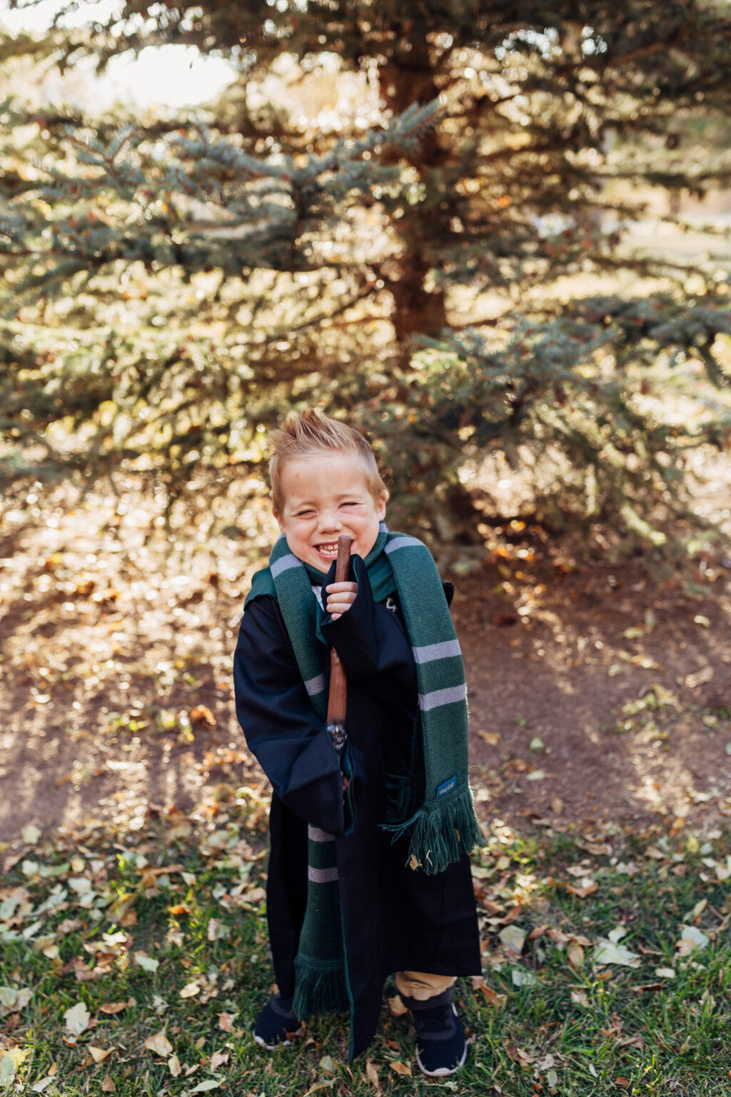 This Little Malfoy is melting my heart!