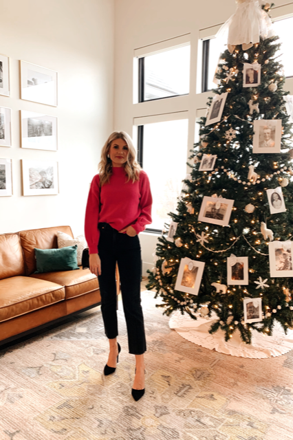 Holiday outfit inspiration for all of your holiday parties