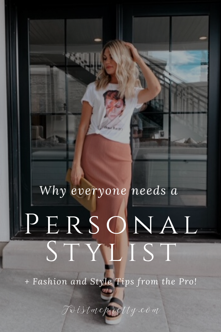 Why use a personal stylist and how it saves you money
