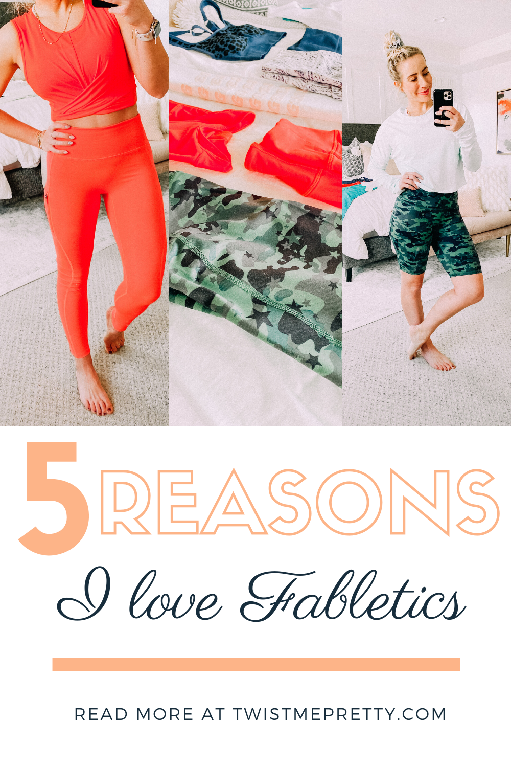 5 reasons I love fabletics. www.twistmepretty.com