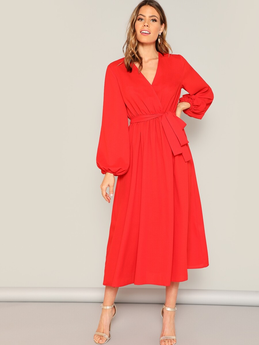 Gorgeous red dress you are going to love! I don't know what I like more, the dress or the price!