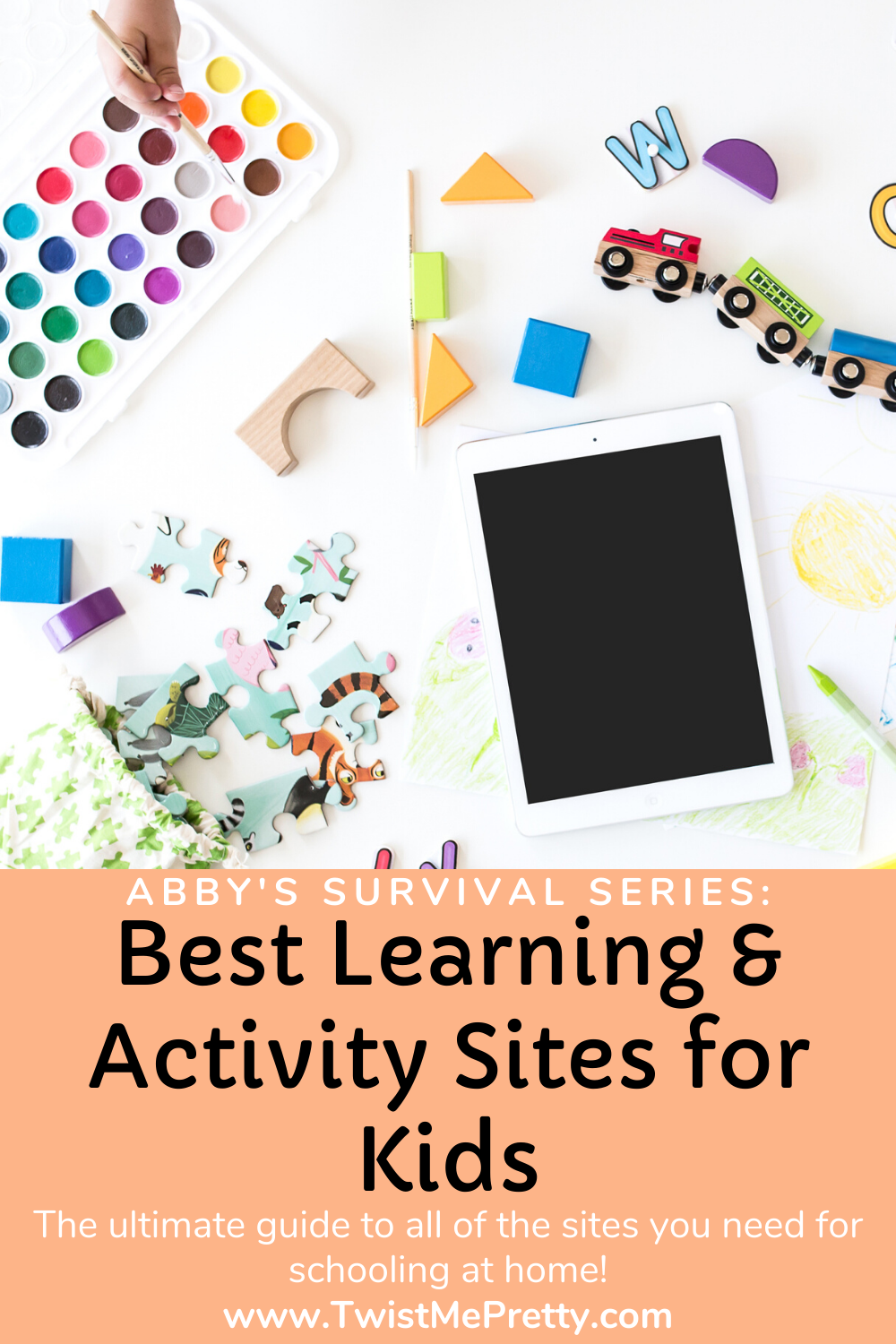 Best Learning & Activity Sites for Kids. The ultimate guide. www.TwistMePretty.com