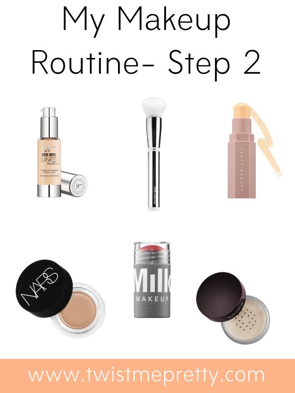 My makeup routine- foundation. www.twistmepretty.com