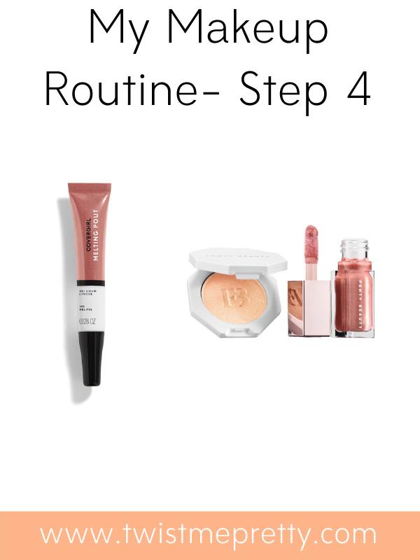 My simple makeup routine. www.twistmepretty.com
