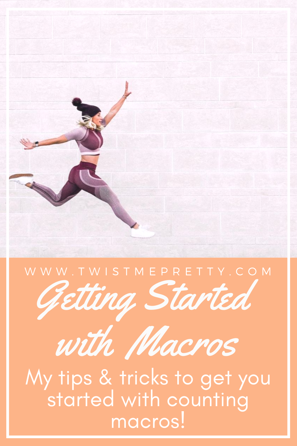 Getting started with macros. My tips & tricks to get you started with counting macros