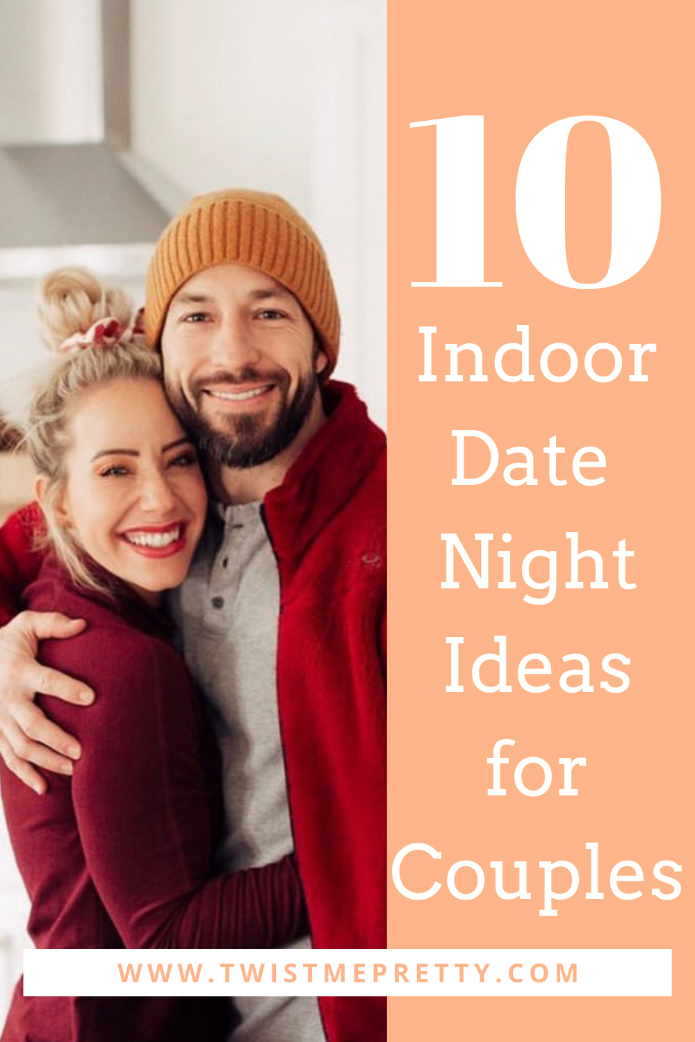 10 Indoor Date Night Ideas for Couples www.twistmepretty.com