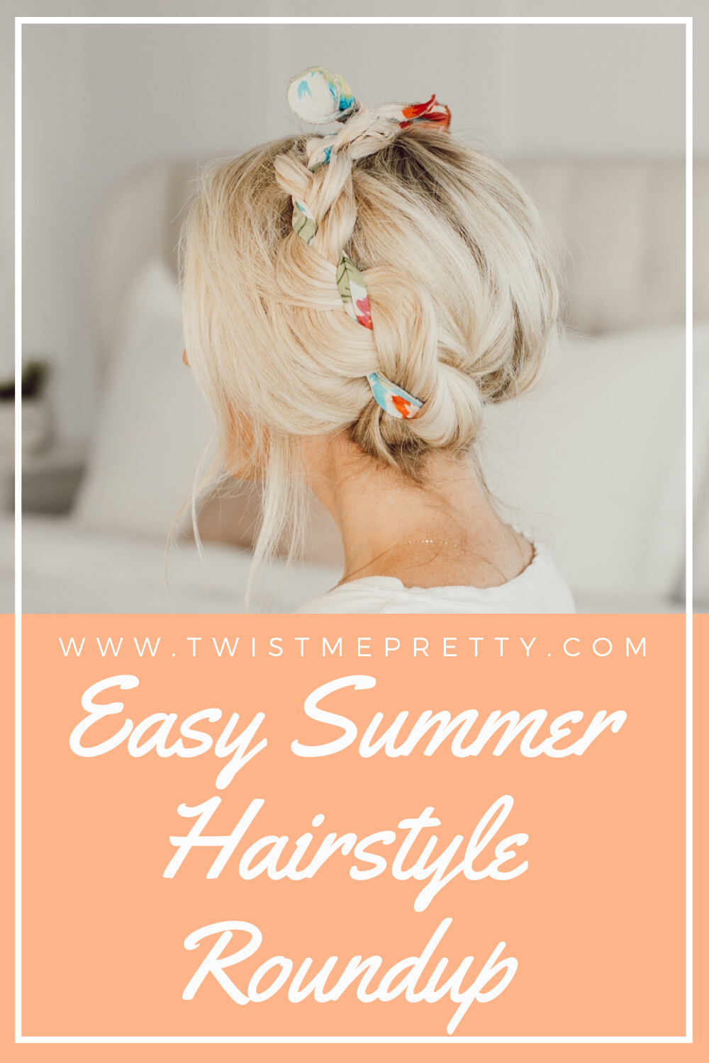 Easy Summer Hairstyle Roundup www.twistmepretty.com