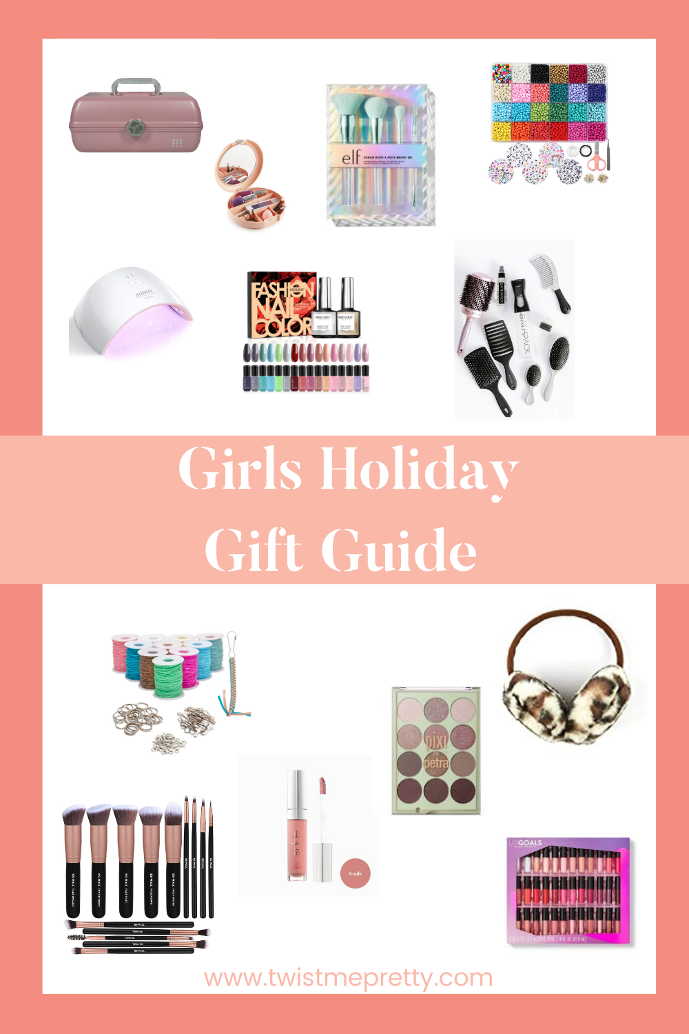 girls holiday gift guide 2020. www.twistmepretty.com