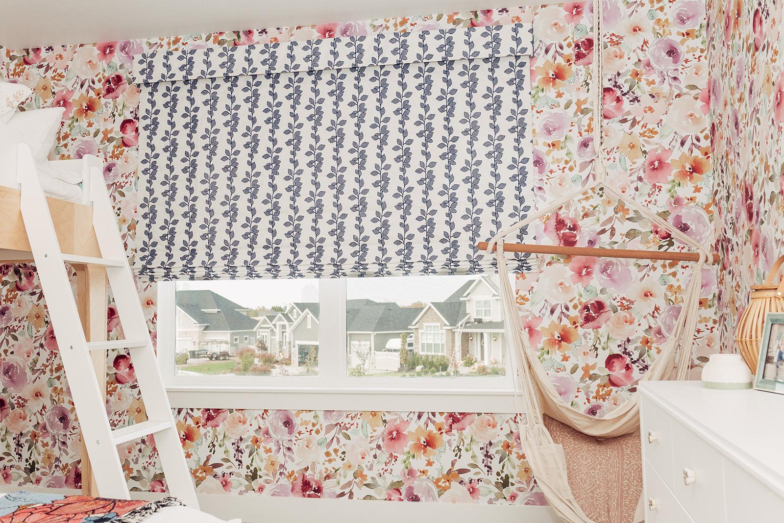 Demi and Mollie Room reveal www.twistmepretty.com