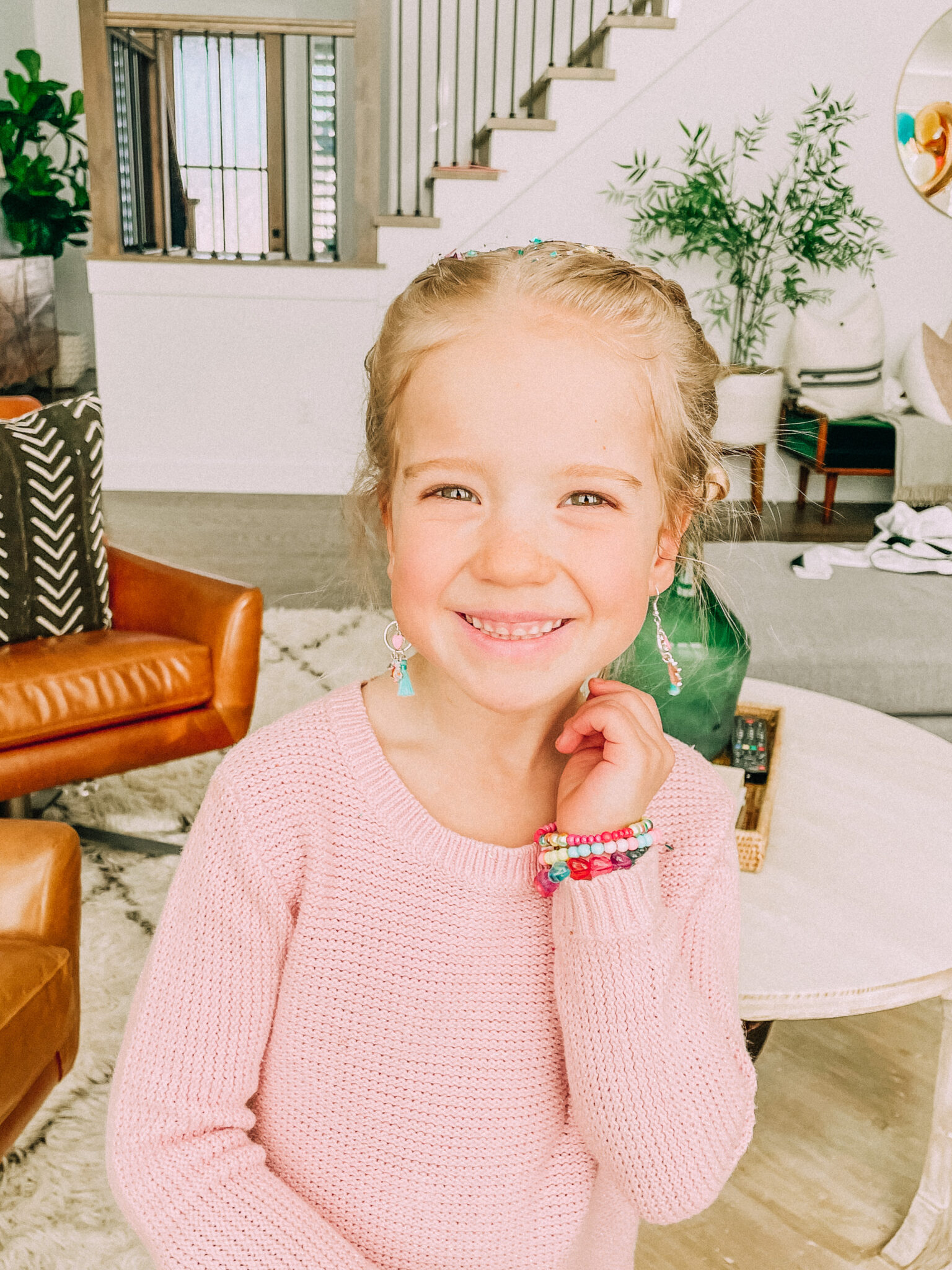 little girl hairstyle twistmepretty.com