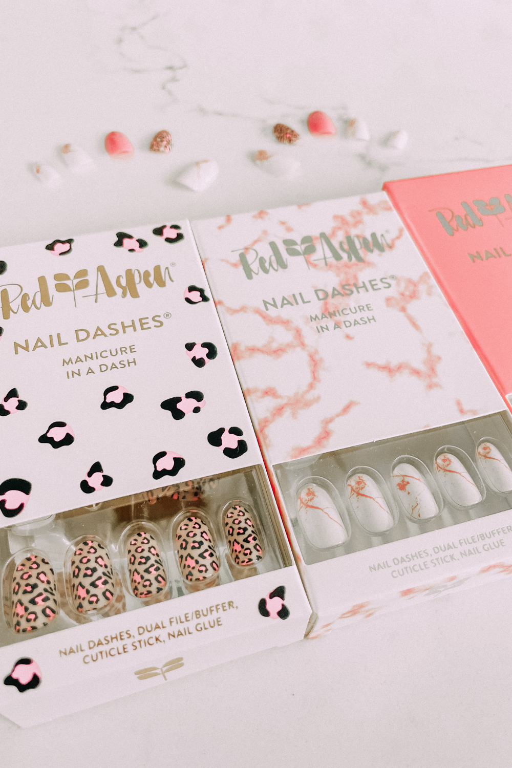 Red Aspen Nail Kit is worth every dollar! They are so cute! www.twistmepretty.com