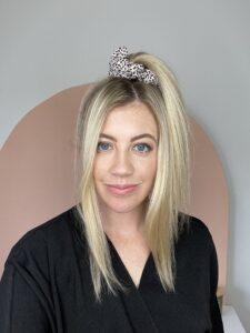 cómo rizar el cabello largo en cinco minutos.  www.twistmepretty.com