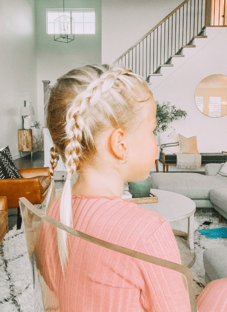 quick and easy little girl hairstyles. www.twistmepretty.com