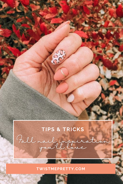 popular nail styles for this fall. www.twistmepretty.com