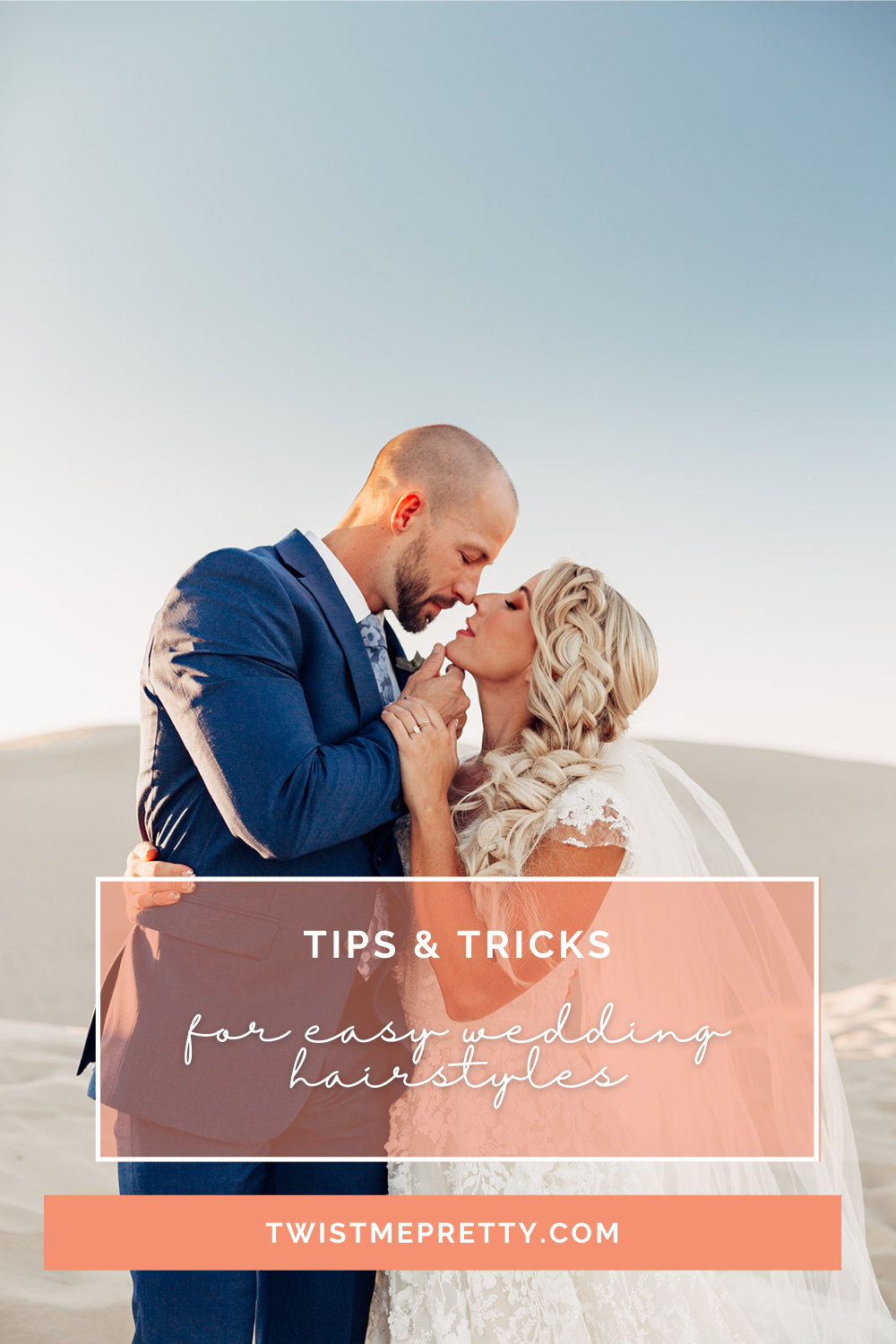 how to get the perfect wedding day hair and look.www.twistmepretty.com
